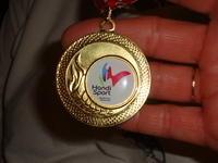 La médaille d'Alice